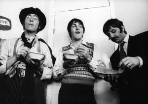 Rock the kitchen Beatles