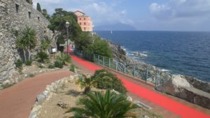 Red Carpet a Nervi