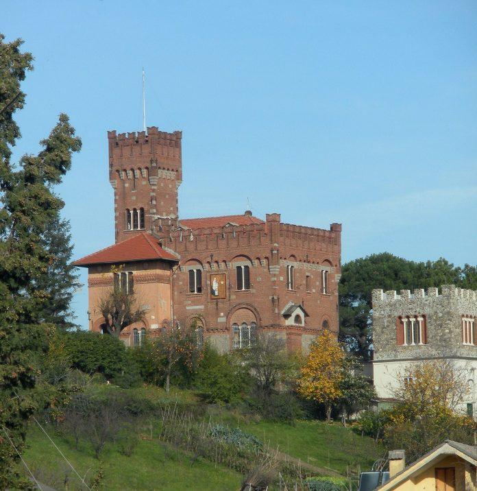 Castello Parodi di San Cipriano