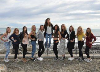 Le aspiranti Miss Liceo 2016