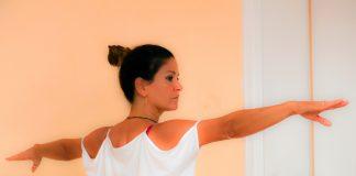 Yoga - Michela ha provato una lezione