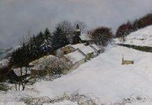 Inverno a Cà de Ferrè