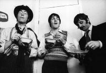 Rock the kitchen Beatles