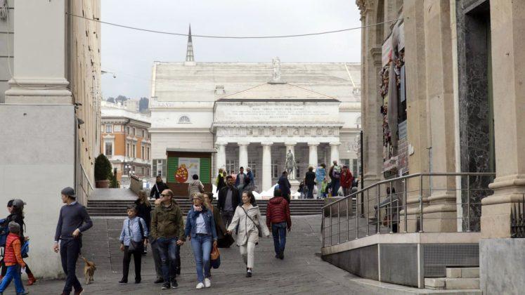 Alla scoperta di Genova con CityGame