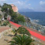 Red Carpet a Nervi