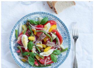 condigiun e capponada: insalate liguri