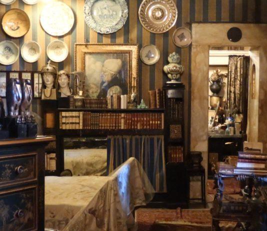 Vittoriale degli italiani - La Casa di d'Annunzio