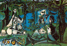 Mostra Picasso a Genova