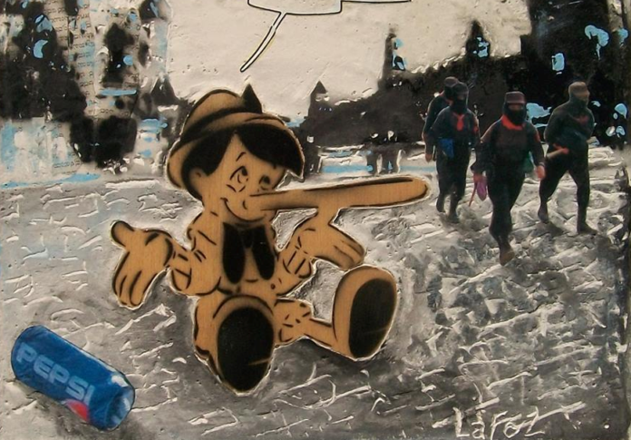 Lafoz pop art