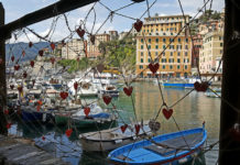 San Valentino Innamorati a Camogli