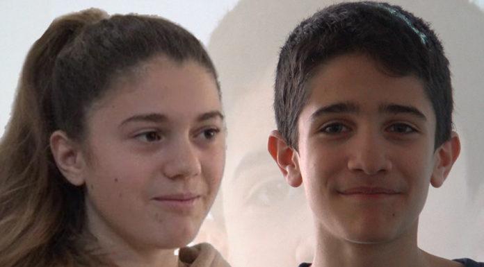 Lorenzo Parisi e Silvia Zoppi i protagonisti del film