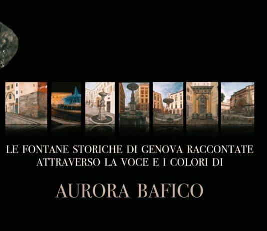 Le fontane storiche di Genova - Aurora Bafico Ferrari